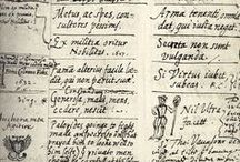 Commonplace Book / A book into which notable extracts from other works are copied for personal use.