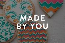 You Make it Amazing! / These are ideas created by you: bloggers, Wilton Method Course students, Wilton school students, our Facebook fans, cake decorating enthusiasts, and more! / by Wilton Cake Decorating