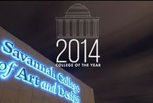 SCAD Admission / by SCAD - Savannah College of Art and Design