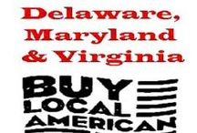 """Delmarva Made / It's become important to support my local community and it's people. I found learning about how many food products are now imported very disturbing and it seems that we can do better. Farm stands, markets, bakeries, independent grocery stores which choose to purchase from area farms - all of these are ways we can choose better. To learn more follow """"Made in the USA Delmarva"""" at http://www.facebook.com/Delmarva Made #locallygrown #DelmarvaMade #chooselocal   / by Local Delmarva"""