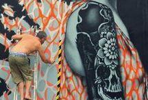 street art / murals