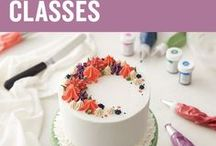 The Wilton Method / Interested in cake decorating, but don't know where to start? The Wilton Method of Cake Decorating will teach you all of the techniques to make treats that will amaze your friends and family — even if you've never decorated before!