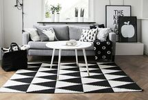 h o m e : s p a c e / Home interiors. / by Taz