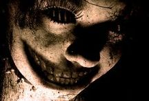 Creepy and Disturbing / by Justin Burlin