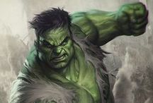 The Incredible Hulk / by Justin Burlin