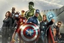 Avengers Art & Posters / by Justin Burlin