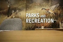 Parks And Rec / by Justin Burlin