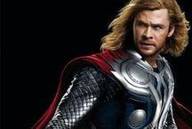 Thor, God of Thunder / by Justin Burlin