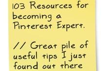 Pinterest Tips & Info / by Justin Burlin