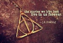 Harry Potter Quotes / by Justin Burlin