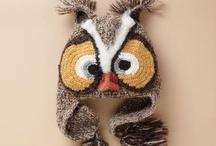 Fiber ~ crochet hats / by Deanna Croteau