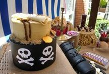 Jake and the neverland pirates party / by That Cute Little Cake