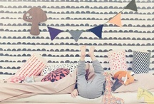 k i d d y : s p a c e / Small people space!  #nursery #childrens #kids #baby #bedroom #interior / by Taz