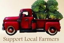 Fresh local food / About eating better, supporting local farms, taking your kids to the farmers market and enjoying what's grown right where you live.  / by Local Delmarva