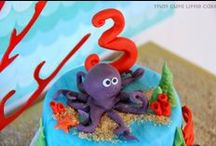 Under the sea / by That Cute Little Cake