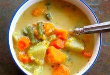 soups / by Alessandra Sette