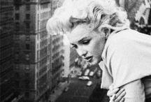 Marilyn Monroe - my alter ego! / by Stephanie Beck