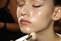 Spa and Glam! / Skin care and makeup. Put your best face forward / by Running & Doing