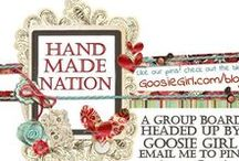 Handmade Nation / A group board to promote handmade items from small businesses owned by everyday people who are creative powerhouses, and make top quality items. NOTHING IMPORTED. ONLY made in the USA allowed. Interested in joining this board? email GOOSIEGIRL at goosiegirlboutique at gmail dot com to be considered!! :) #HANDMADE* #handmade #madeintheusa #customboutique #custommade #americanmade #notimported #supportsmallbusiness