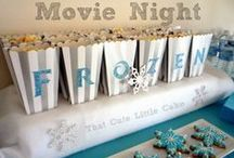 Disney Frozen Movie night / by That Cute Little Cake