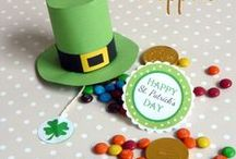 St Patrick / by That Cute Little Cake