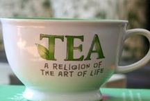 """Where there's tea, there's hope.""  ~Pinero"
