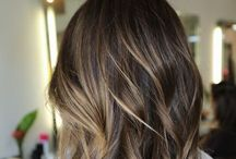 Brown hair / by Jess Sciortino