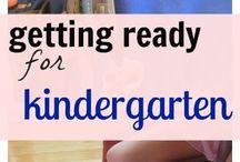 {Momma} Ready Set Kindergarden! / Starting school