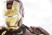 Iron Man / by Justin Burlin
