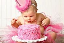 baby birthdays / by Brittany Moore