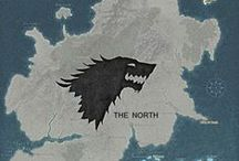 Game of Thrones Art / by Justin Burlin