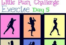 {Fitness} Little Push 5 Day Challenge / Do you need a little PUSH?  A PUSH to gain more CONFIDENCE, start EATING RIGHT and move towards a more ACTIVE LIFESTYLE?  In this 5 day FREE group we will focus on: · Confidence building exercises; · Healthy recipes; · 15 minutes of exercise per day; and · Consuming more water daily.