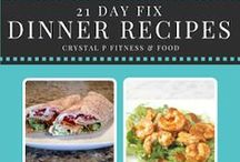 {Fitness} 21 Day Fix Meal Ideas / 21 Day Fix Meal Ideas