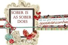 Sober is as Sober Does / Work A good Program, Go To Meetings, Be HONEST with yourself, Use your phone, work the steps and stay away from that 1st drink!