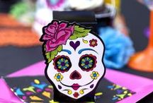 Dia de los muertos / by That Cute Little Cake
