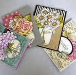 Stamp Art Shoppe Cards