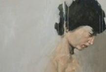 inspiring artwork / paintings | textiles | drawings | sculpture | installation