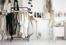 getting organized / beautiful inspiring organization | closets | storage
