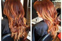 haircolor / by Hilights Salon