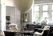 Yvette Craddock Space: Interiors + Exteriors / A collection of my personal interior designs and stylings plus other inspirational interior environments. / by Yvette Craddock