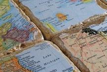 Maps Crafts