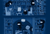 Library / by Mi Libroteka