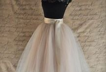 "Women's tulle skirts aka ""tutus"" / I am a ballet teacher who makes tulle skirts for women and girls. My work has been seen on Style Me Pretty, Martha Stewart Weddings and numerous blogs. Tulle skirts for women, weddings and Flower Girls. Tutus- classical ballet"