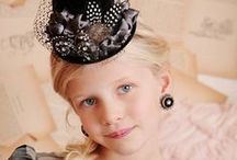 MINI TOP HATS & LACE CROWNS / Mini top hats & lace crowns for a carefree attitude. Stay original~ I have had women buy these for photo shoots, bridal showers, weddings and parties!