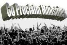 Ministry - Go Proclaim/BibleFood / www.goproclaim.com