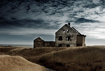Old, Abandoned, and Beautiful / by Ginny Geiken