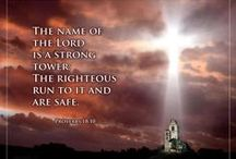 Bible Quotes / These are quotes of Bible passages with relevant pics, that give great visuals to the passages
