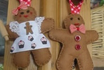 Gingerbread Love / by Pamela Neill