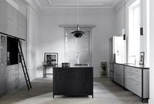 | kitchens | / kitchen design, space and dining