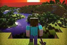 Minecraft / by Mindy Sherman